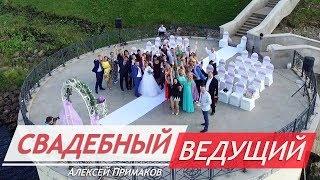 Ведущий на свадьбу Краснодар, Сочи, Новороссийск, Анапа. Свадебная аэросъемка.