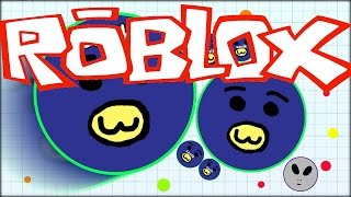 WTF???!!! AGAR.IO EN ROBLOX /CUBE ATE CUBE /ROBLOX | DOGG2.0