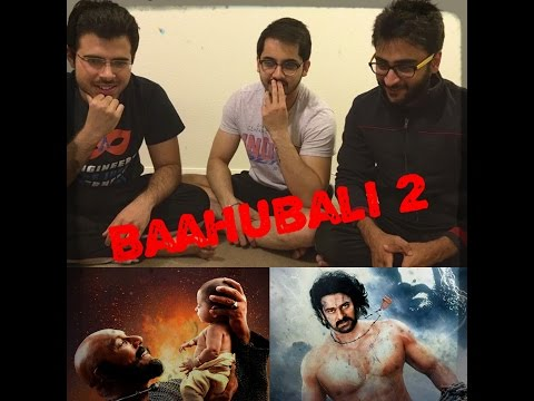 Thumbnail: Baahubali 2 - The Conclusion | Trailer Reactions | 2017 | Prabhas | Rana Daggubati