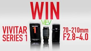 win vivitar series 1 70 210mm f2 8 4 0 lens   vintage lens giveaway