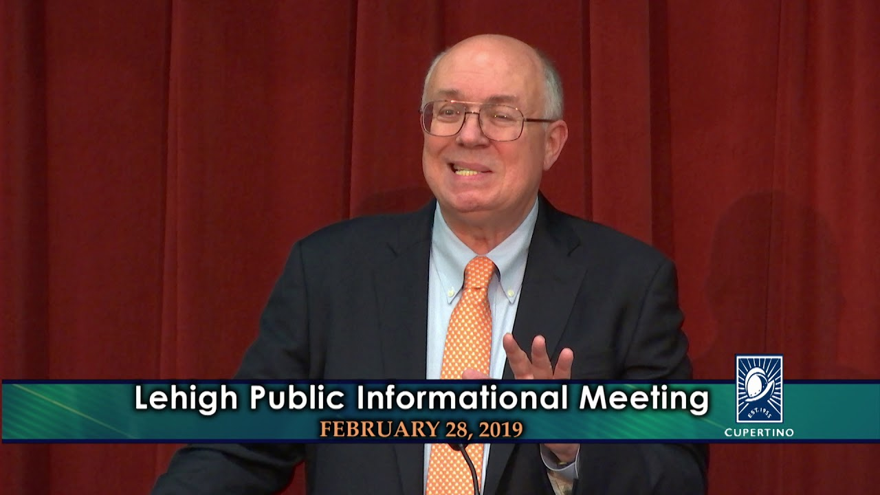 Lehigh Information | City of Cupertino, CA