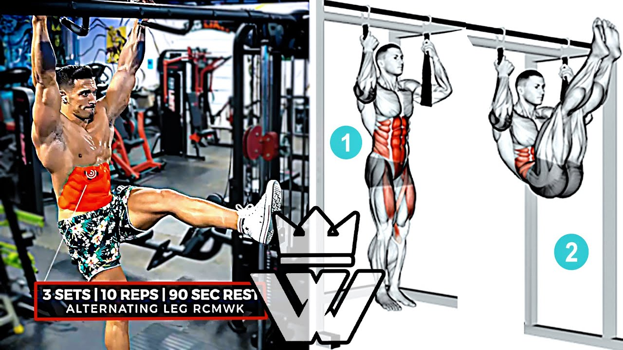 BIG SHOULDER /ARMS / ABS WORKOUT (Sets and Reps Included)