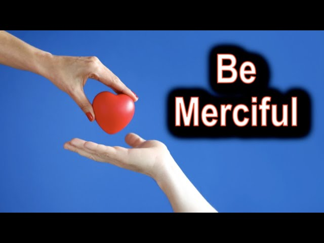 Be Merciful, 1 Timothy 1:1-2 – July 19th, 2020