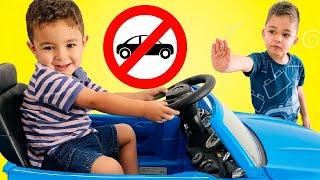 Simple Rules for Kids with Callum and Ethan