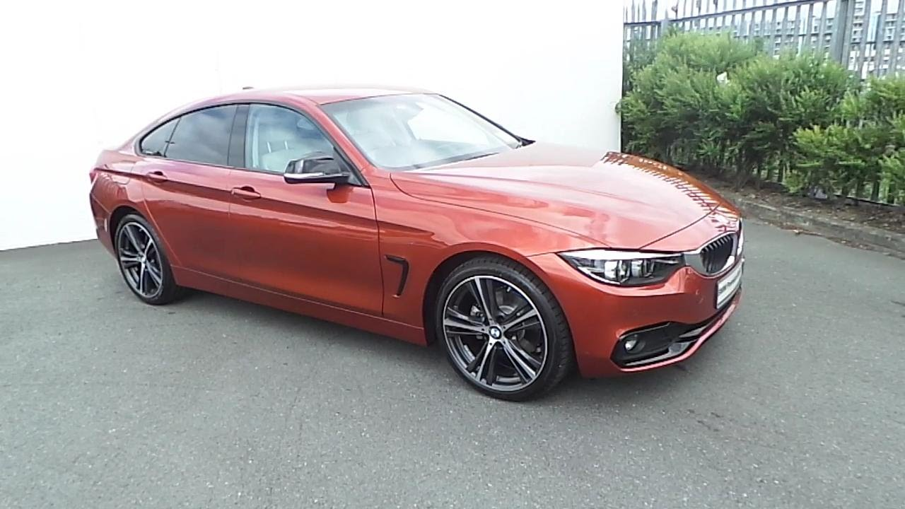 420d Sport Sunset Orange Youtube