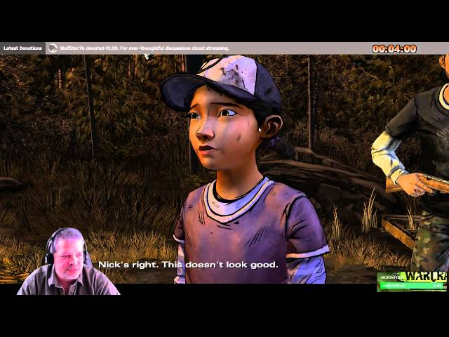 Walking Dead Season 2 - Episode 1 and 2 - Beam.pro/Lagby