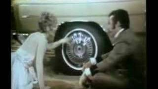 1968 plymouth FuryⅢ commercial Petula Clark