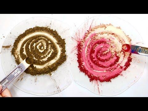 Pigment Slime Compilation - Satisfying Slime ASMR