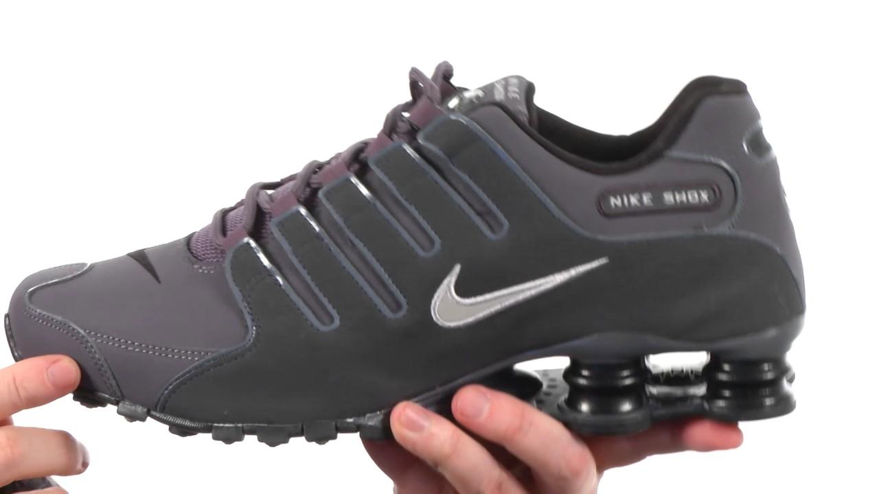 Nike Shox NZ SKU:7395033 - YouTube