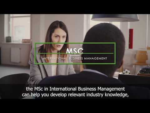 Study MSc International Business Management in Hamburg, Germany | Become a Global Business Leader