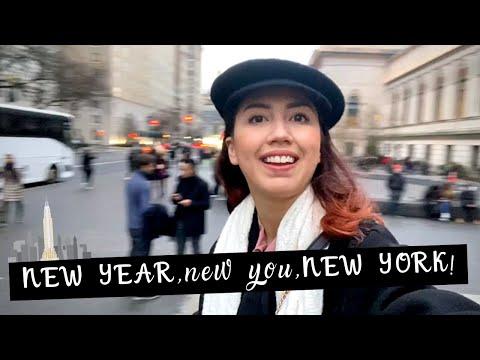 New Year, New You, New York! | 2020 VLOG | Julz Savard