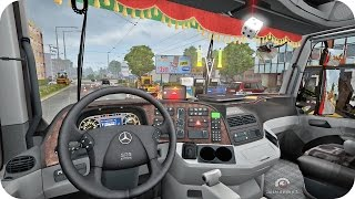 mercedes mp2 ets2 euro truck simulator 2