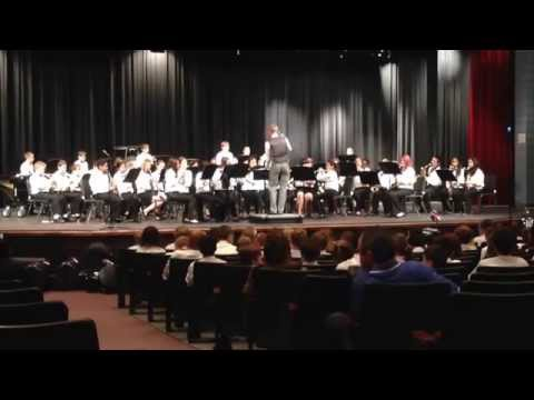 SFT 7th Grade Intermediate Band Festival - Contredanse