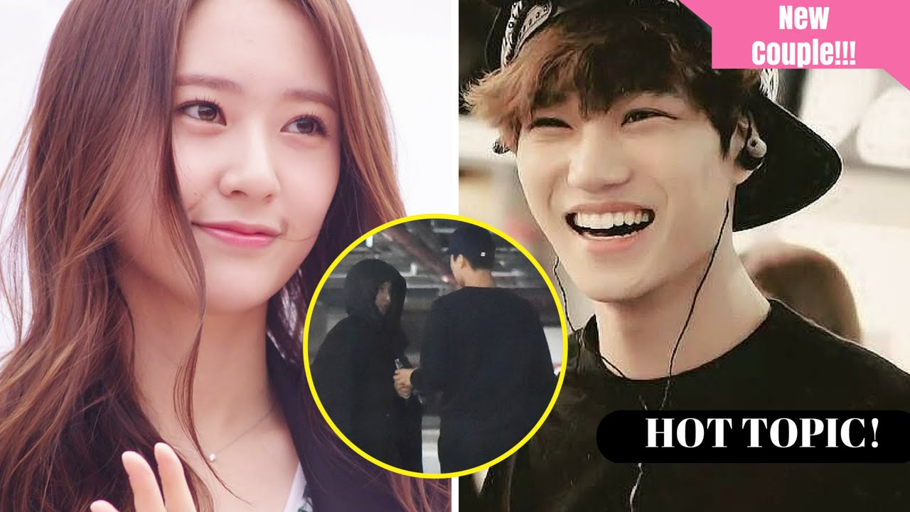kai exo and krystal f x dating