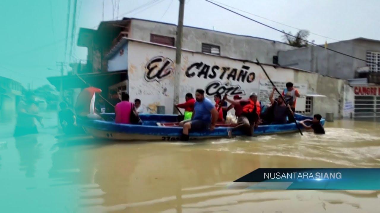 150 Warga Meksiko Tewas Akibat Badai Eta
