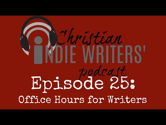 Episode 25: Office Hours for Writers
