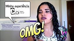 EXPERIÊNCIAS COM DEPO-PROVERA (ANTICONCEPCIONAL INJETÁVEL)