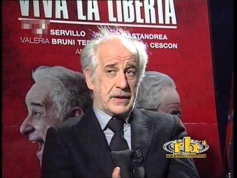 Toni Servillo, Roberto Andò, intervista, Viva la libertà, RB Casting