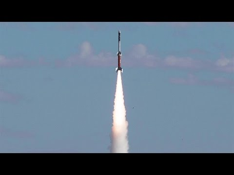 HiFiRE 5B rocket reached Mach 7.5
