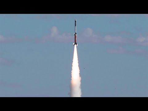 HiFiRE 5B rocket reached Mach 7.5