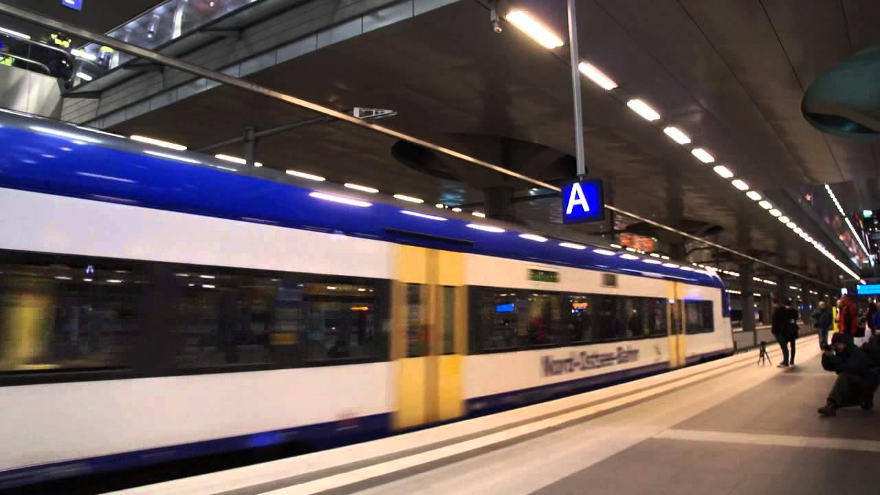 Ankunft Berlin Hauptbahnhof
