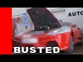 Replica Ferrari & Lamborghini Shop Busted