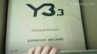 illy​ coffee​ y3.3​ unboxing r…
