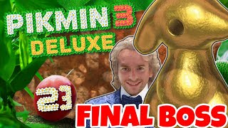 PIKMIN 3 DELUXE 🌸 #23: Plasmagespenst Final Boss Battle