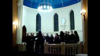 """""""Ave Verum"""" (Byrd) por Agrupación Coral Ad Libitum-UNR CANTA 2013"""