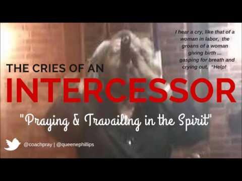 Noonday Prayer -Spiritual Warfare-Cry of an Intercessor-