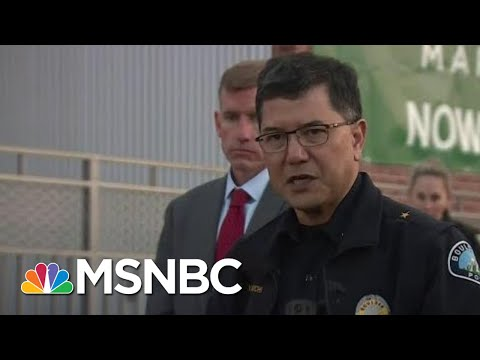 Boulder Police Confirm Multiple Fatalities, Person Of Interest In Custody   All In   MSNBC