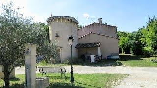 Camping Parc de la Bastide St. Remy de Provence (September 2018).