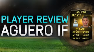FIFA 15 | SERGIO AGUERO IF | PLAYER REVIEW + STATISTICHE IN-GAME