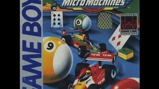 Micro Machines (Game Boy)