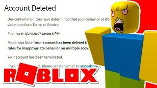 Top 5 DUMBEST Roblox Bans
