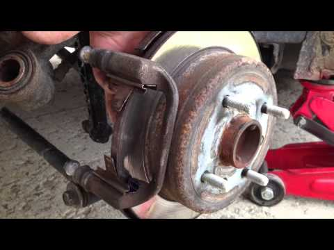 How To Change In Tie Rods On  Suzuki Sx