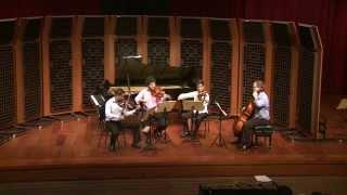 Mendelssohn - String Quartet No.1, Op.12 (I. Adagio non troppo – Allegro non tardante)