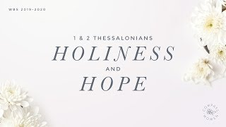 Persecuted (Part 6)   Natalie Winter   Holiness & Hope