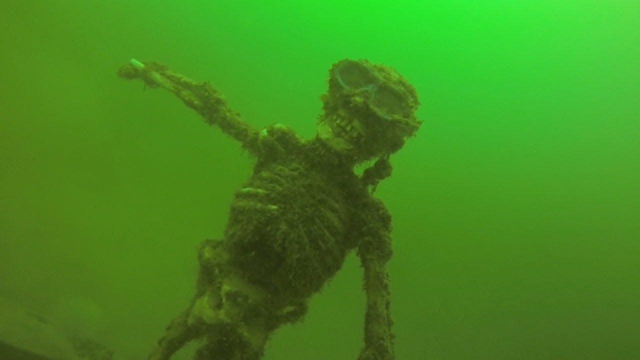 Lake Mohave Az Cabinsite Cove 9292013 Dive 1 Youtube