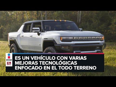 GMC presenta el Hummer 100% eléctrico