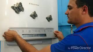 Como trocar a placa interface da geladeira Electrolux df42x/43/44/45/46/..... passo a passo