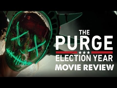 THE PURGE: ELECTION YEAR (2016) - Movie Review