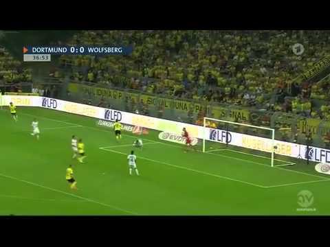 Borussia Dortmund 5 – 0 RZ Pellets WAC 2015