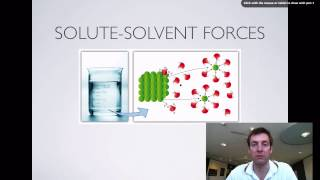 11 Intermolecular Forces and Solubility