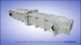 BorgWarner Advanced EGR Cooler for 15L Engine