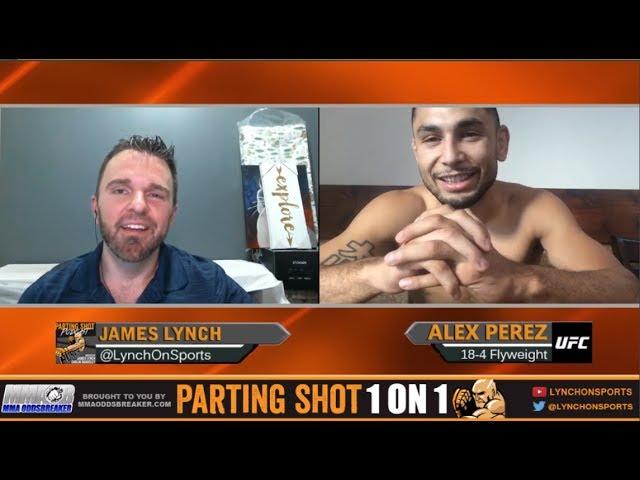 Alex Perez talks tough weight cut ahead of DWTNCS 5 win, new UFC contract