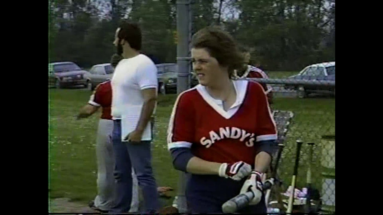 Sandy's Deli - Ardcom Softball  5-2-87