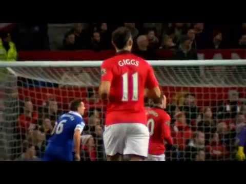 Ryan Giggs Manchester United  1991-2014