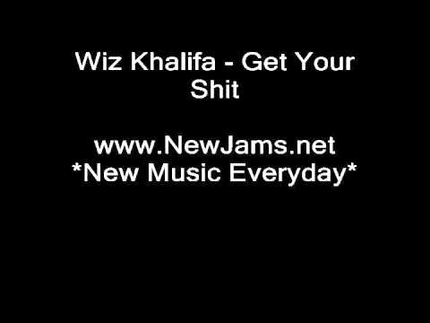 Wiz Khalifa - Get Your Shit (NEW 2011)