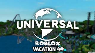 88 miles per hour and bop him(universal studios roblox vacation 4)